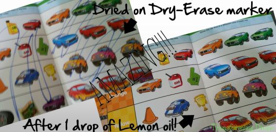 dry erase marker
